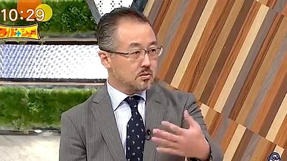 ワイドナショー画像 北朝鮮の暴走について解説する元TBSワシントン支局長のジャーナリスト山口敬之 2017年4月9日