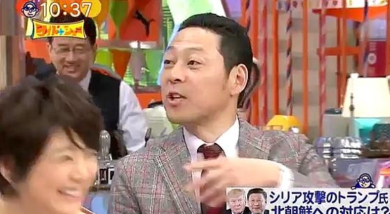 ワイドナショー画像 しゃべりが上手すぎるジャーナリストの山口敬之に東野幸治が「もう来ないでください」 2017年4月9日