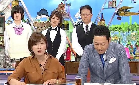 ワイドナショー画像 佐々木恭子アナが女子大生のパパ活を紹介 2017年4月16日