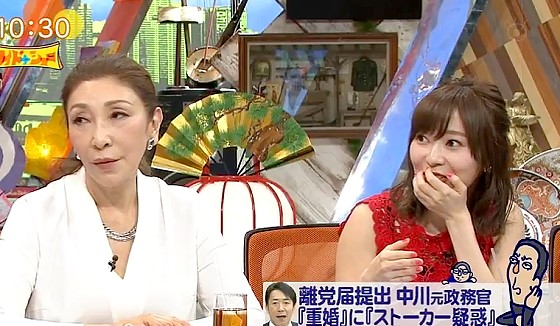 ワイドナショー画像 不倫報道の中川俊直議員に指原莉乃「写真が気持ち悪い」 2017年4月23日