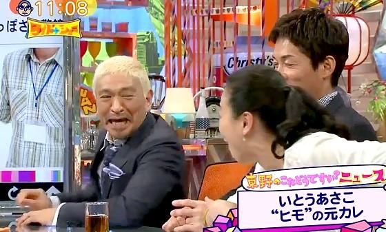 ワイドナショー画像 ヒモの元カレの話に松本人志が「自慢話みたいに言うな」 2017年4月30日