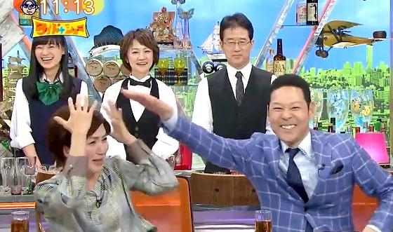 ワイドナショー画像 佐々木恭子アナ「白髪が気になるので近くで見られたくない」 2017年4月30日