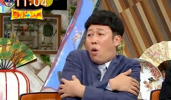 ワイドナショー画像 火がついてしゃべりが止まらなくなる小籔千豊 2017年5月28日