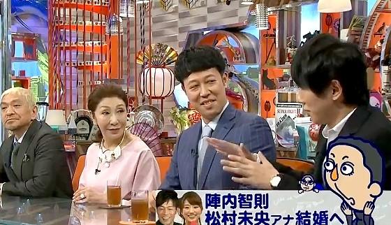 ワイドナショー画像 古市憲寿「松村未央アナは人をコントロールする力はすごい」 2017年5月28日