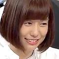 ワイドナショー画像 お笑い芸人のおばたのお兄さんとの熱愛が報じられた山崎夕貴アナが交際を認め終始笑顔 2017年6月11日