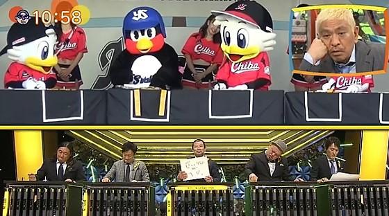 ワイドナショー画像 IPPONグランプリをパロって大喜利するキャラクターたち 2017年6月18日