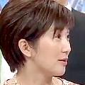 ワイドナショー画像 妻の立場から怒る佐々木恭子アナに対し三浦瑠麗が思わぬ家庭的な発言をし動揺する佐々木のお姉さん 2017年7月2日