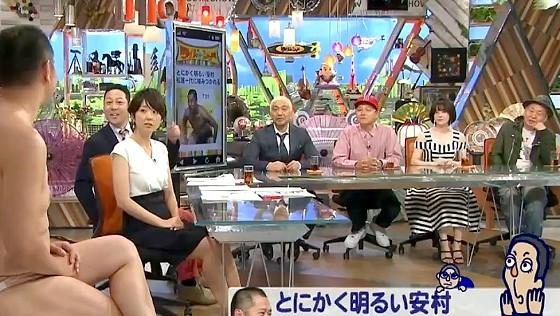 ワイドナショー画像 松居一代にブログで攻撃されたとにかく明るい安村がスタジオ緊急参戦 2017年7月16日