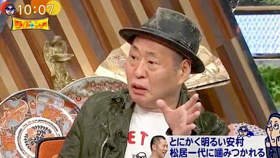 ワイドナショー画像 泉谷しげるが松居一代に怒り心頭 2017年7月16日