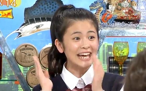 ワイドナショー画像 ワイドナ現役高校生の升澤理子が今井絵理子議員の不倫報道に「アンビリーバボー」 2017年7月30日