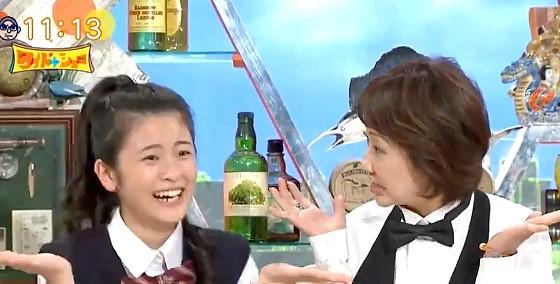 ワイドナショー画像 松本人志の小池百合子さん好き発言に驚く長谷川まさ子と升澤理子 2017年7月30日