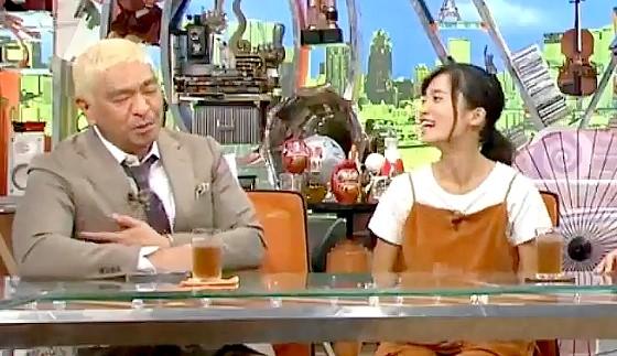 ワイドナショー画像 松本人志「モテるために筋トレをする」 2017年8月13日
