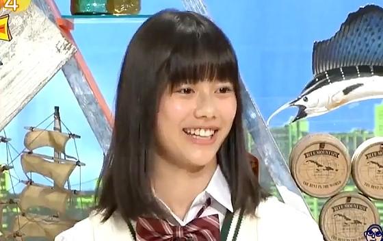ワイドナショー画像 宮迫博之に高校生の矢崎希菜が「下心あったという時点で黒」 2017年8月13日
