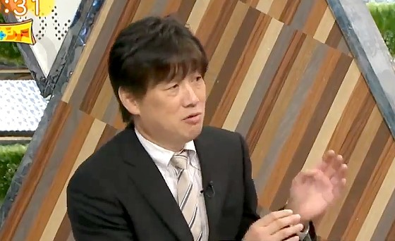 ワイドナショー画像 黒井文太郎「北朝鮮はグアム沖へのミサイル発射は技術的には可能」 2017年8月13日