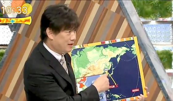 ワイドナショー画像 軍事ジャーナリスト黒井文太郎が北のミサイルとPAC-3配備の解説 2017年8月13日