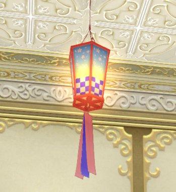 20180404桜の吊るし提灯
