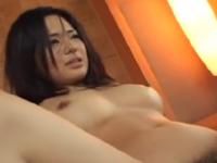 クンニをされ悶絶する美人娘【蒼井そら】バックで感じて欲情セックス