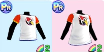 つるッピーTシャツ2