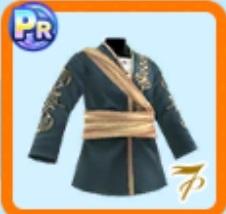 アラビア風スーツ(上)