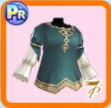 アラビア風ドレス(上)
