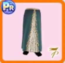 アラビア風ドレス(下)