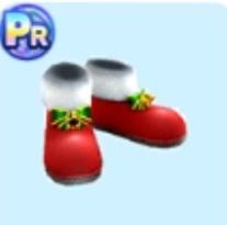サンタのブーツ
