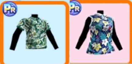 トロピカルポロシャツ