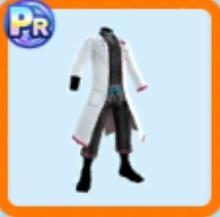 ドクター風白衣セット