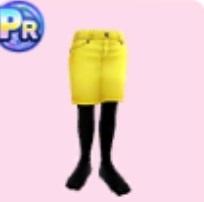 ハーフタイトスカート