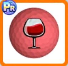 ワイングラスボール