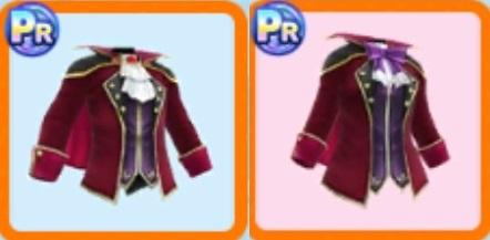 ヴァンパイアのジャケット