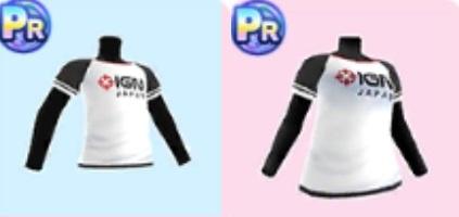 IGN JAPAN Tシャツ