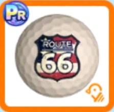 ROUTE66スキンボール