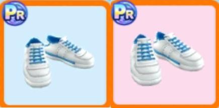 学校指定運動靴