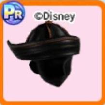 海賊帽/エリザベス