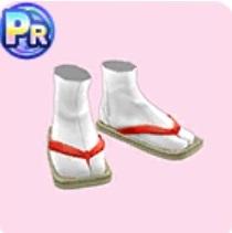 足袋と草履