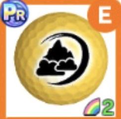 金メダルボール(高地効果)