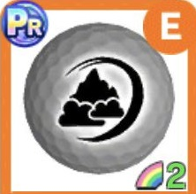 銀メダルボール(高地効果)
