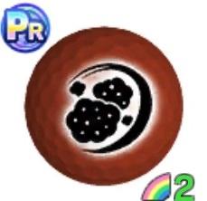 銅メダルボール(砂ぼこり)