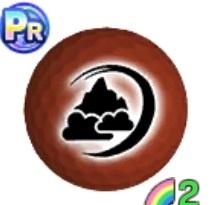 銅メダルボール(高地効果)