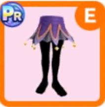 魔女っ子のスカート