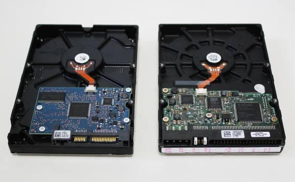 ハードディスクの製品